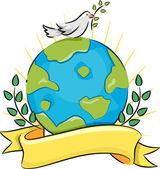 Peace on Earth — Stock Photo