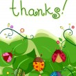 Thank You Card — Stock Photo #23304528