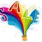 SALE — Stock Vector #2440693