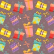 Gifts Background — Stockfoto