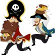 Постер, плакат: Pirates Treasure Chase