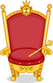 Royal Chair — Stock Photo