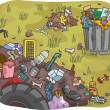 Stock Photo: Waste Dump