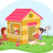 Playhouse — Stock Photo #39461953