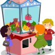 Claw Machine — Stock Photo #39462513