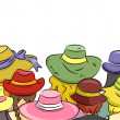Stock Photo: Hats