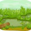 Wetlands — Stock Photo #39462913