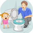 Potty Training — Stock Photo #39462993