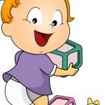 Baby Toys — Stock Photo #39463843