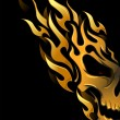 Flame Designs — Stockfoto #39465597