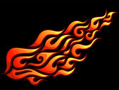 Flame Designs — Stockfoto