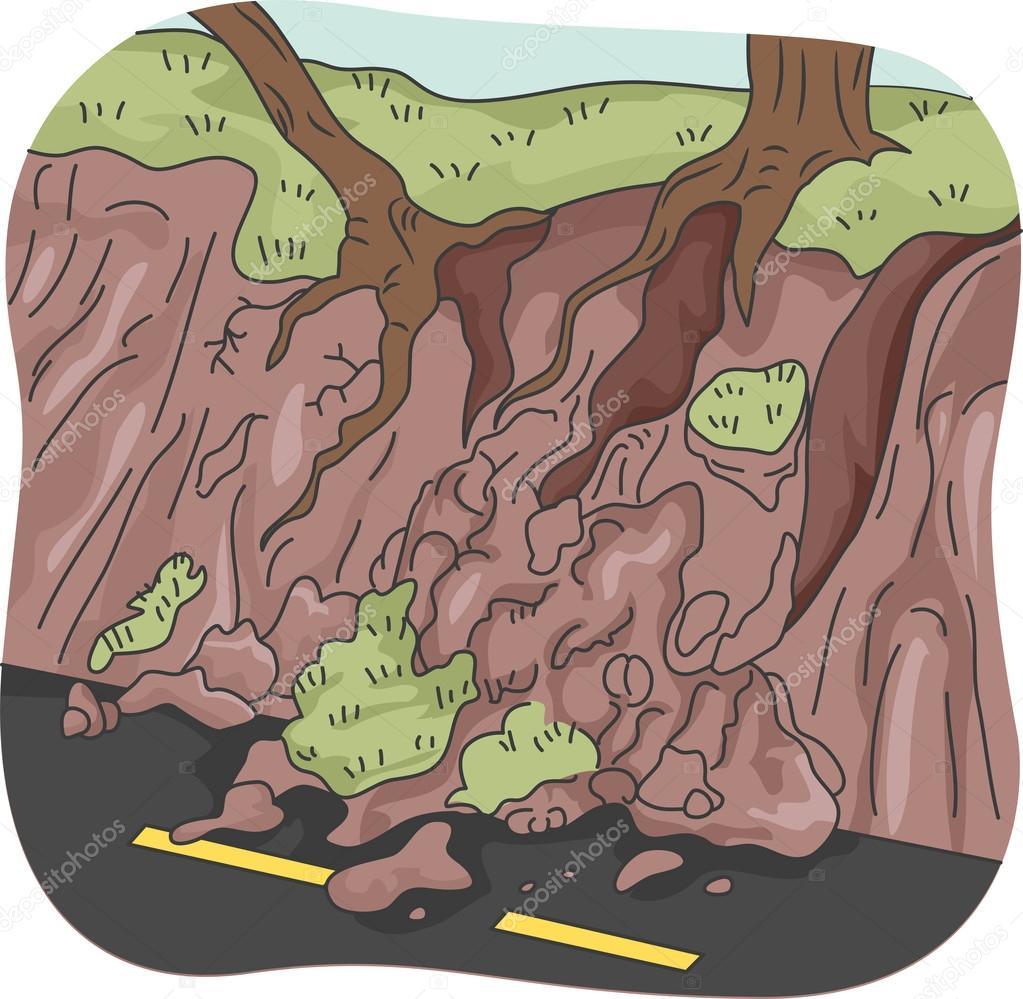 рисунок эрозия почв
