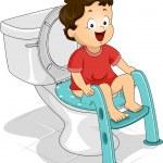 Potty Seat — Stock Photo #46203485