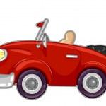 Постер, плакат: Convertible Car