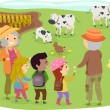 Family Farm — Stock Photo #46205497