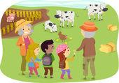 Family Farm — Foto Stock