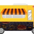Burger Food Truck — Stock Photo #48932911