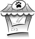 Pet Shop Icon — Stock Photo