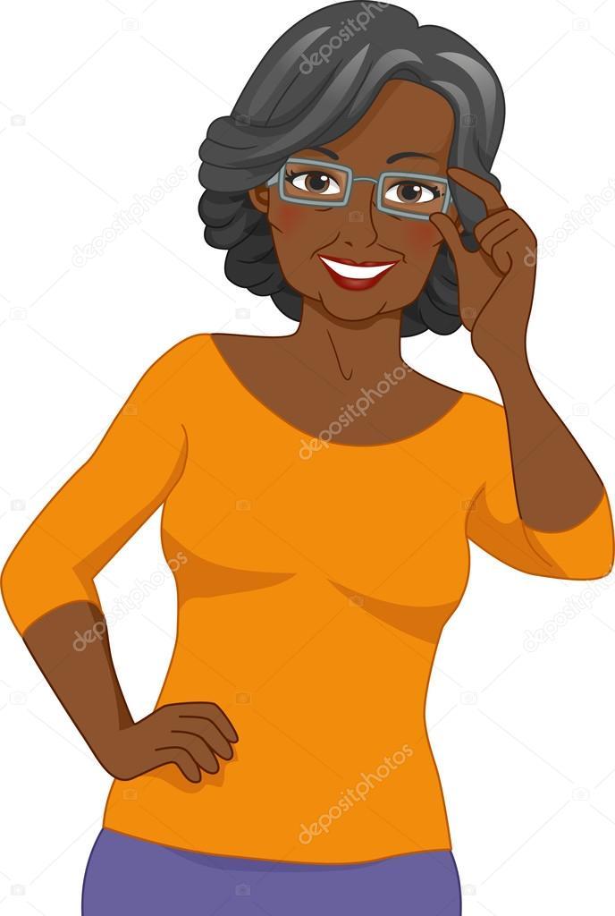 black senior woman eyeglasses stock photo  u00a9 lenmdp 48933075 grandpa face clip art grandpa clipart png