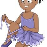 Little Ballerina — Stock Photo #51514775