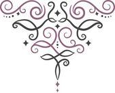 Ornamental Swirls — Стоковое фото