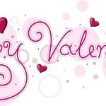 Valentine Lettering — Stock Photo #7477002