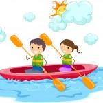Kayak — Stock Photo #7600034