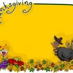 Thanksgiving Background — Stock Photo #7892542