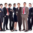 Successful happy business team — Stock Photo #12746891