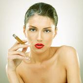 Smoking kills! — Stock Photo