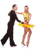 Dans gösterisi — Stok fotoğraf