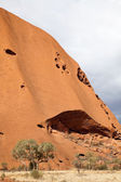 Uluru - Ayers Rock — Stock Photo
