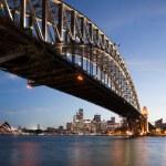 Sunset in Sydney — Stock Photo #24676755