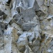 Geologic rock formation — Stock Photo