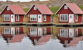 漁師小屋 — ストック写真