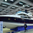 Boat show — Stock Photo