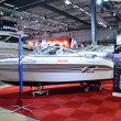 Stock Photo: Boat show