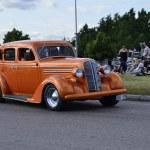 Classic car — Stock Photo #27785535