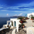 Amazing romantic Santorini island, Greece — Stock Photo #13758723
