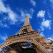 Eiffel tower in Paris — Stock Photo #13786445