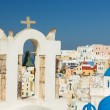 Church in Santorini Greece — Stock Photo