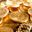 Five Dollars gold coins — Stock Photo #17993161