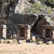 Stock Photo: Ruins of ancient city Delphi