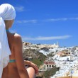 Santorini island Greece — Stock Photo #18633947