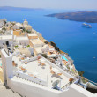 Santorini island Greece — Stock Photo #18636999
