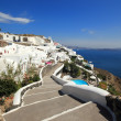 Santorini island Greece — Stock Photo #18637039
