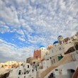 Santorini island Greece — Stock Photo #18639033