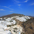 Santorini island Greece — Stock Photo #18639145