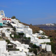 Santorini island Greece — Stock Photo #18639221