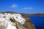 Isla de santorini grecia — Foto de Stock